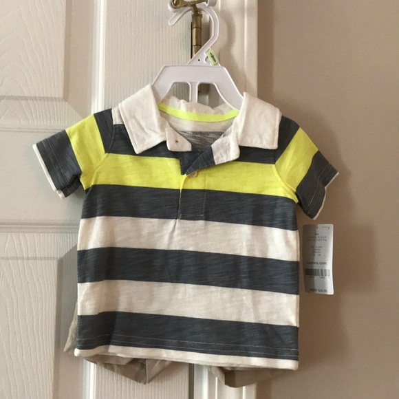 Carter's Other - Baby Boy 2pc Set